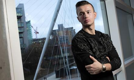 Independent: Bersant Celina, Manchester City kid with big ambitions for Kosovo
