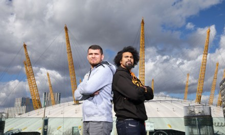 David Haye vs Arnold Gjergjaj, tomorrow's spectacular fight in O2 Centre in London