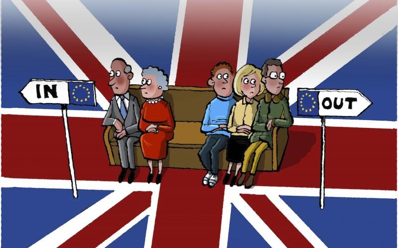 Sondazh: Si do të votoni në lidhje me Brexit (daljen e Britanisë nga BE)?