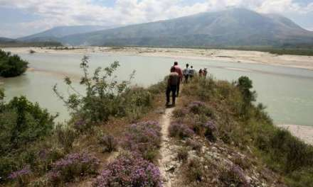 Anger as Albania to dam Vjosa, Europe's 'wildest river'