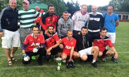 Edhe një turne futbolli bamirës organizuar nga FC Kosova Londër