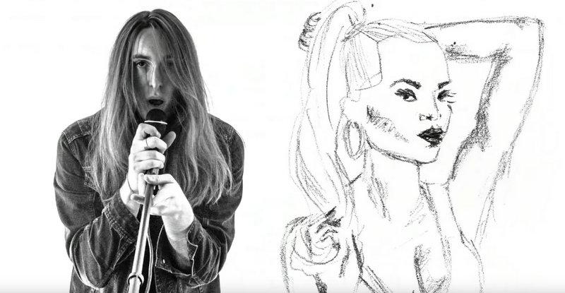 'Rita Ora', a cute ode to Rita Ora, by indie-rockers Catholic Action (Video)