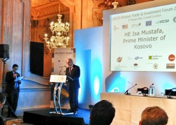 UK/US-Kosovo Trade & Investment Forum held in London