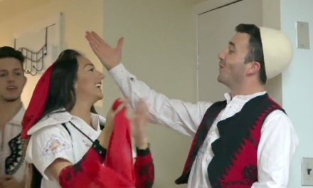 News 12: Bronx Albanians are preserving their culture with folk dance