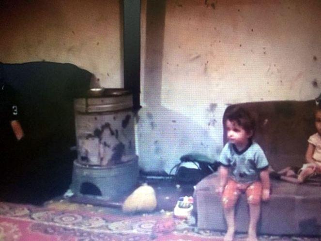 Femije te cilet sot jetojne ne varferi te skajshme ne Kosove