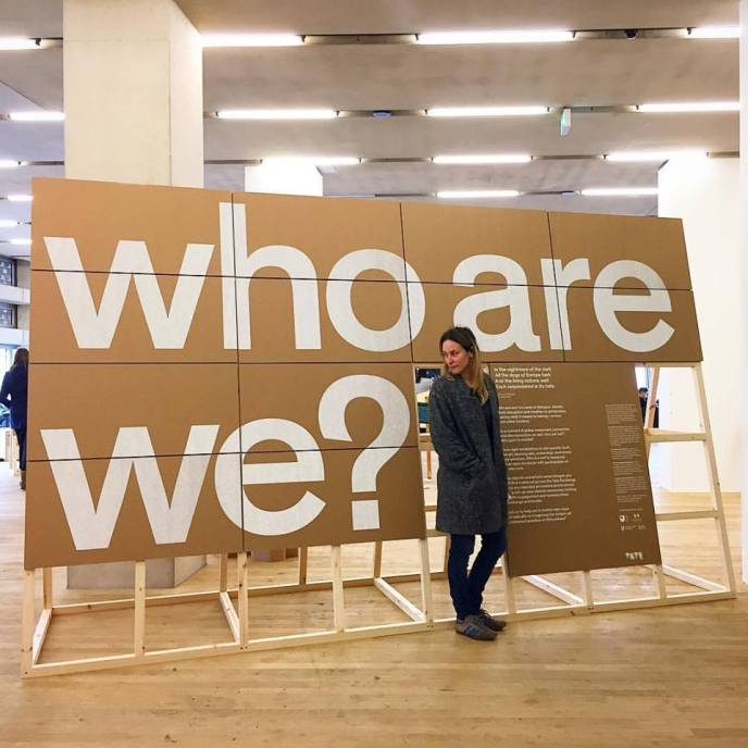 Alketa with Who Are We? at Tate