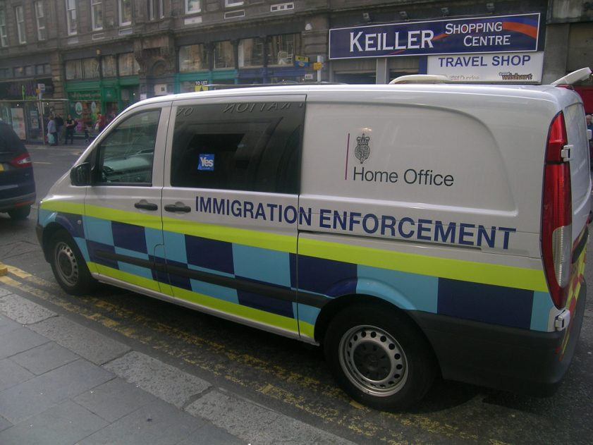 Home Office immigration unit