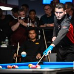 Klenti, 18 year old Albanian rides a wave of confidence at World Pool Series in New York