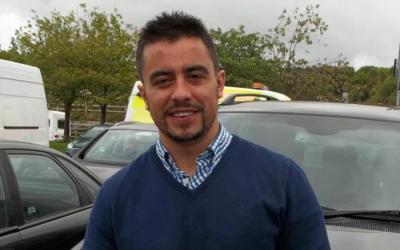 Humb jetën në një aksident trafiku bashkatdhetari ynë, Ardian Zagani