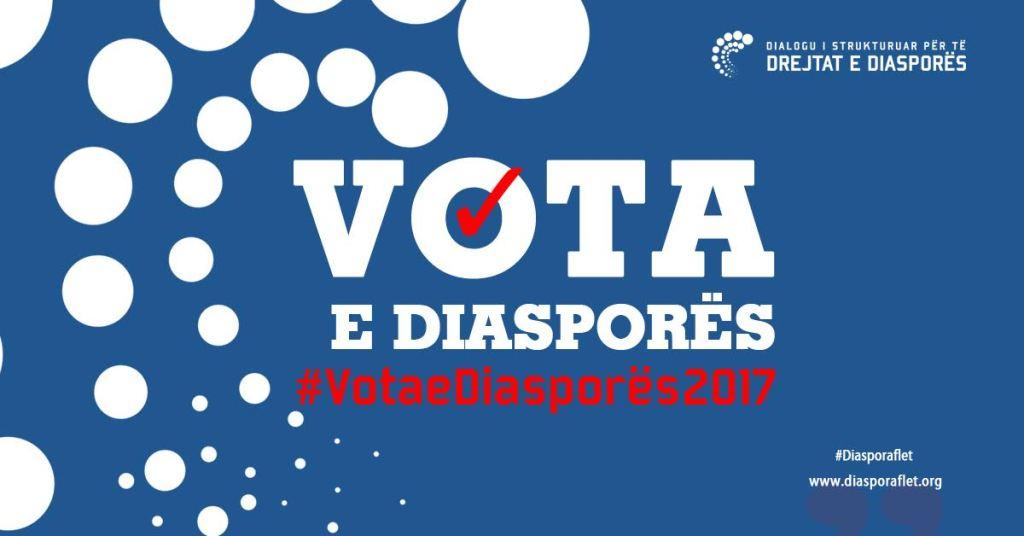 Vota e Diasporës, zgjedhjet Lokale për Kryetar të Komunave në Kosovë, nëntor 2017