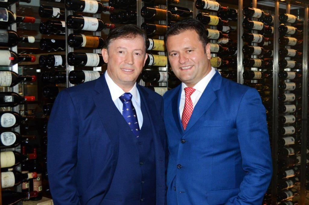 Benjamin Sinanaj and Benjamin Prelvukaj are the co-owners of the eponymous group of Benjamin Steakhouses, including Benjamin Steakhouse Prime in New York City.