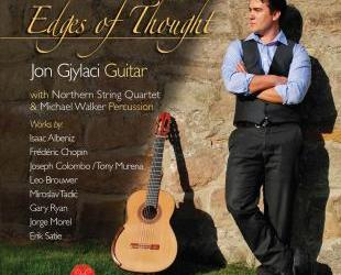 """Edges of Thought"" Jon Gjylaci's wonderful music album is on sale"