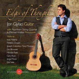 Edges of Thought - Jon Gjylaci