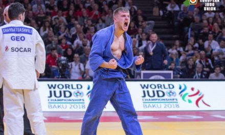 Akil Gjakova, Kosova's first male judo miracle