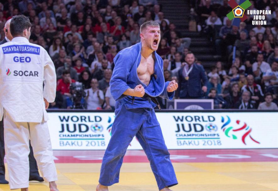 Akil Gjakova, Kosova's first male judo miracle