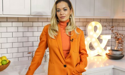 Rita Ora talks about Albanian food, her signature cocktail and how to pull a perfect pint (Video)