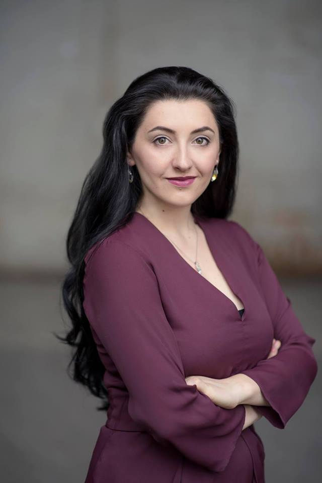 Elbenita Kajtazi. Photo by Simon Pauly 2017