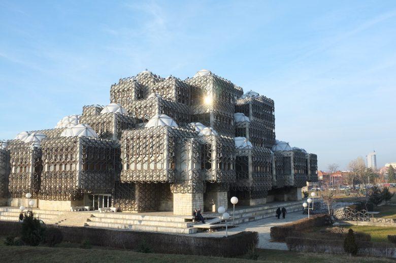 National Library, Prishtina, Kosovo