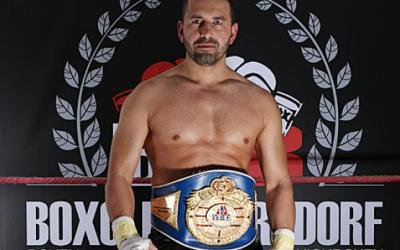 Albanian boxer Sefer Seferi could be the man to face former world heavyweight champion Tyson Fury on June 9