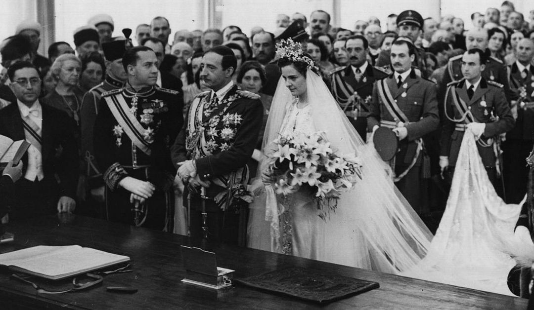 Today in History: King Zogu marries Countess Geraldine Apponyi de Nagy-Apponyi (Video)