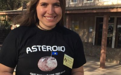 Pranvera Hyseni: An Albanian girl after whom an asteroid is named