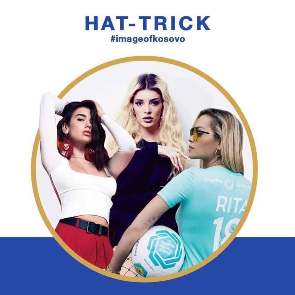 Albanian Pop goddesses: Dua Lipa, Era Istrefi and Rita Ora