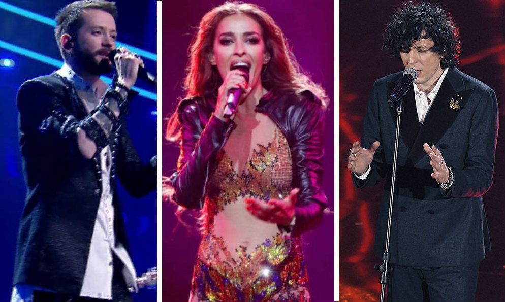 Eurovision: Three Albanians on finale, representing three different countries (Photos and Video)