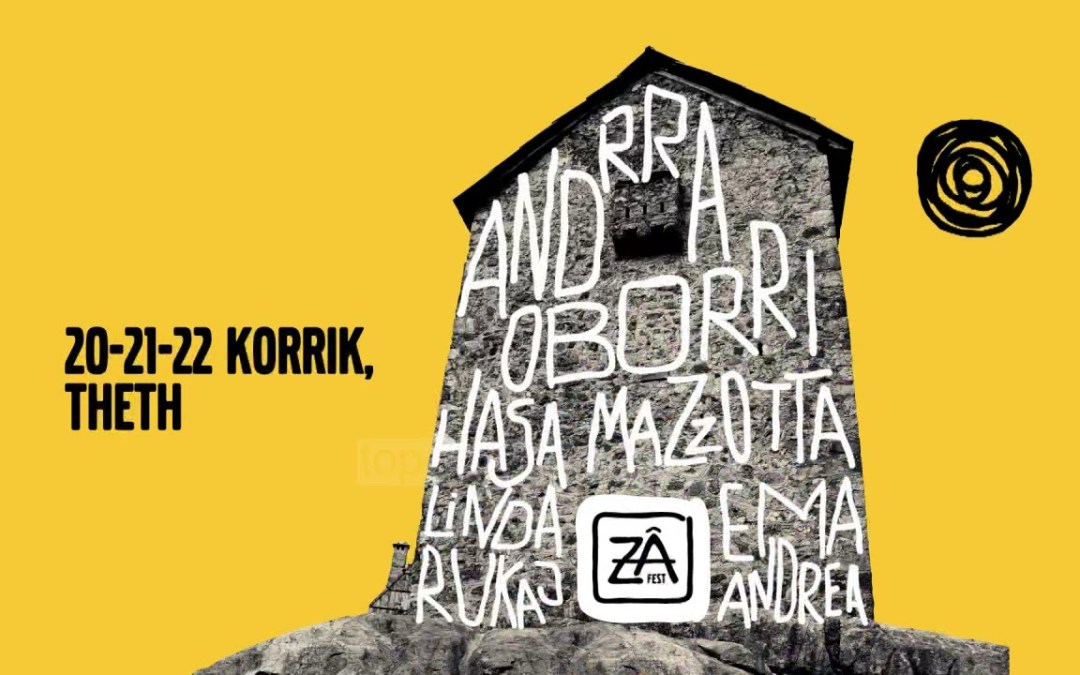 'Za Fest' returns to Albania's Theth village, from 20 – 22 July