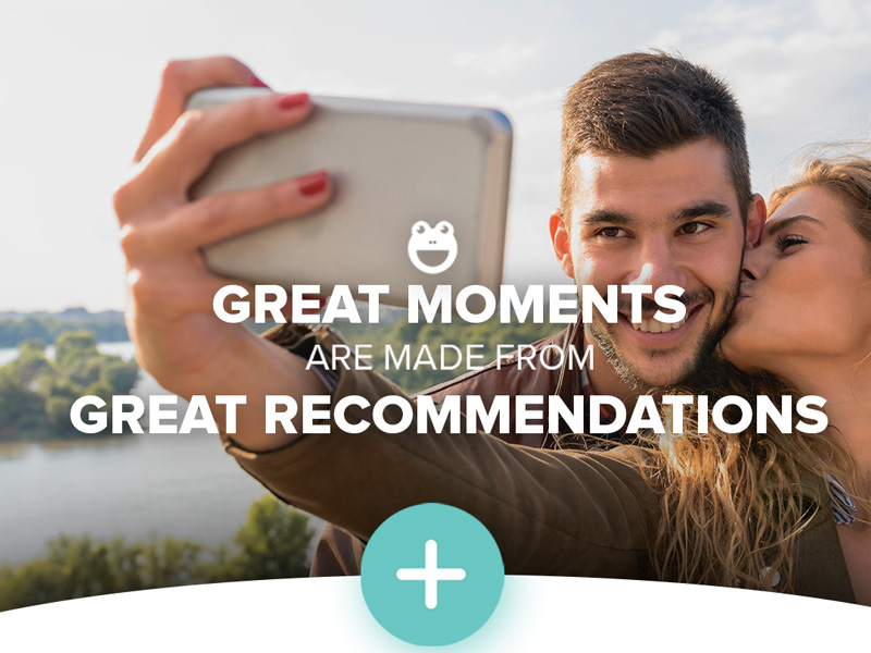 Rekit is a Recommendations app, for communities based on interests, allowing us to ask, or share personal recommendations about anything from nannies, sitters, dog walkers, cleaners and yoga teachers - to schools, shops, and other local services