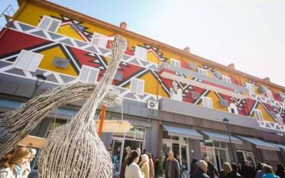 Tirana a 'kaleidoscope metropolis'