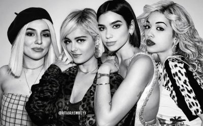 Bebe wants to collaborate with Rita, Dua and Ava