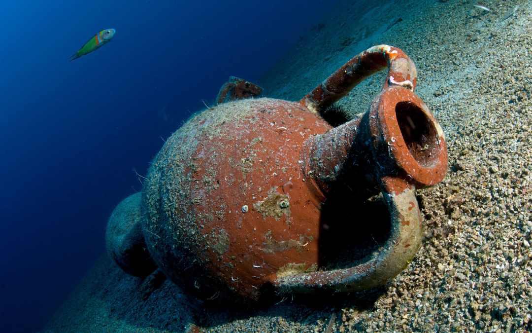 NYPost.com: 22 ancient amphoras found off Albanian coast