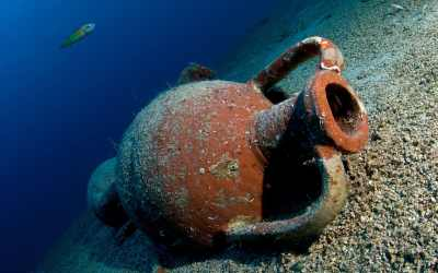 NYPost.com: 22 ancient amphoras found off Albanian coast
