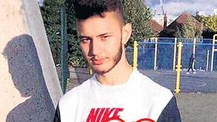 Mother of Elton Gashaj, stabbed in Slough, told police he was in danger