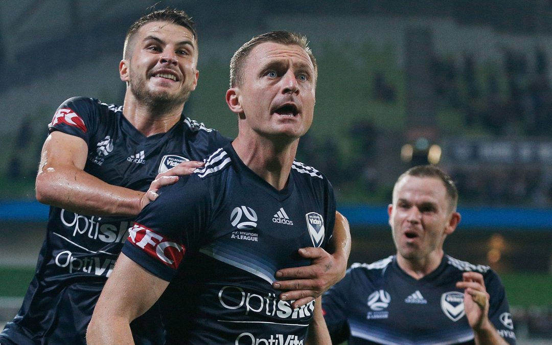 Victory hero Berisha linked with stunning Melbourne City transfer
