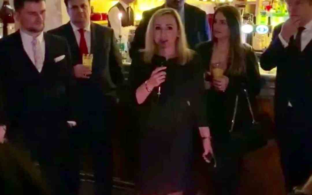The British-Albanian Lawyers Association celebrate their 4th year