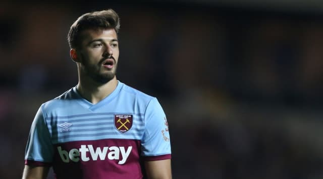 West Ham United's forward Albian Ajeti tells whufc.com his proud Kosovar Albanian heritage