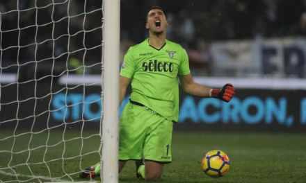 Tottenham handed transfer blow as Strakosha decides to stay at Lazio