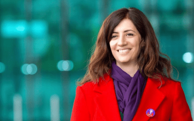 A Swiss Albanian woman, Ylfete Fanaj, becomes the first president of Lucerne with immigrant roots