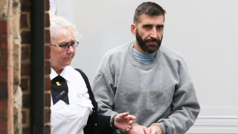 BBC: Kitchen worker jailed for life for murdering an Albanian at a flat in Brighton