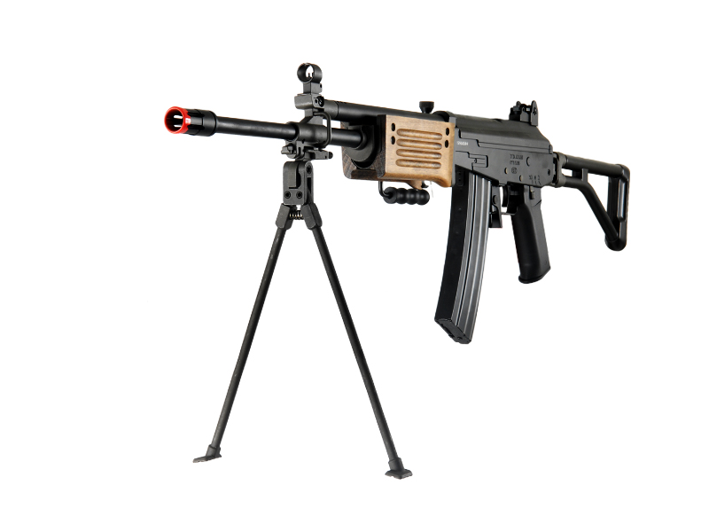 ICS AIRSOFT GALIL ICAR ARM W/ FOLDING STOCK QUICK DEPLOY