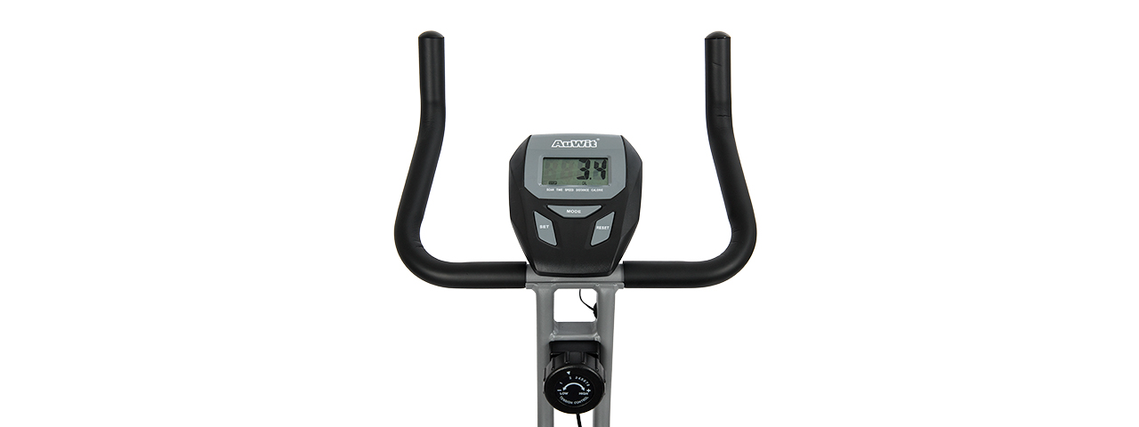 AU-504B AUWIT MAGNETIC EXERCISE BIKE W/ TENSION CONTROL