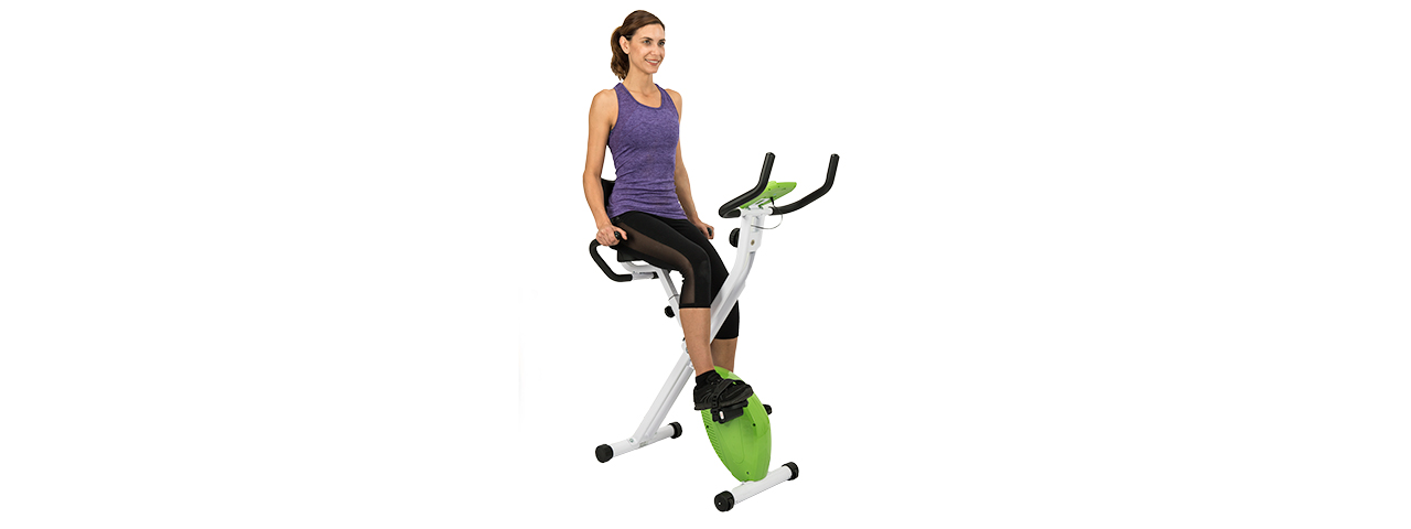 AU-504G AUWIT MAGNETIC EXERCISE BIKE W/ TENSION CONTROL