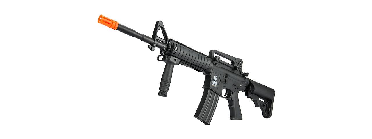 LT-04B-G2 SOPMOD M4 AEG METAL GEAR (COLOR: BLACK) [LT-04B