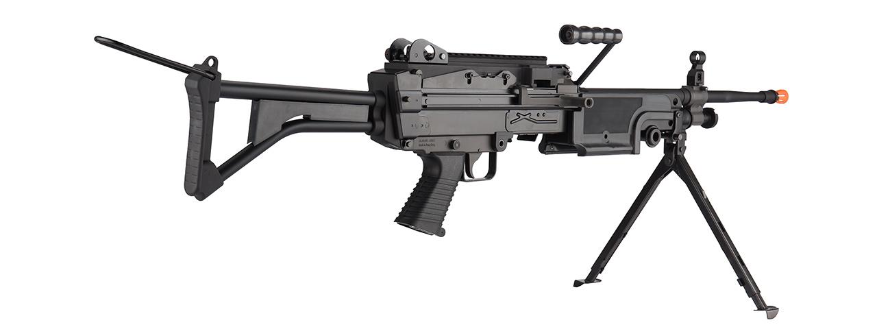 CA-CA006M CA249 MK1 AIRSOFT LMG RIFLE (BLACK) [CA-CA006M