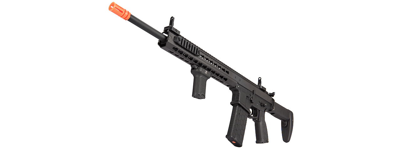 LT-202BA WARLORD 18 AEG TYPE A DMR AIRSOFT RIFLE (BLACK