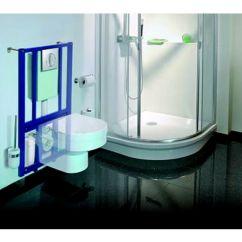 Dual Flush Toilet Cistern Diagram 2000 Vw Jetta Audio Wiring Saniflo Saniwall Macerator With Wc Frame : Uk Bathrooms