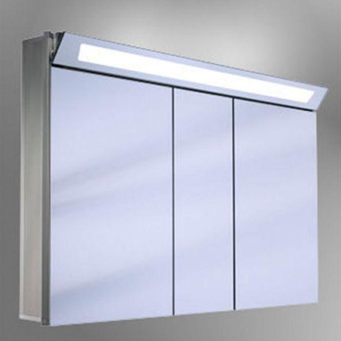 illuminated mirrored bathroom cabinets uk - bathroom design