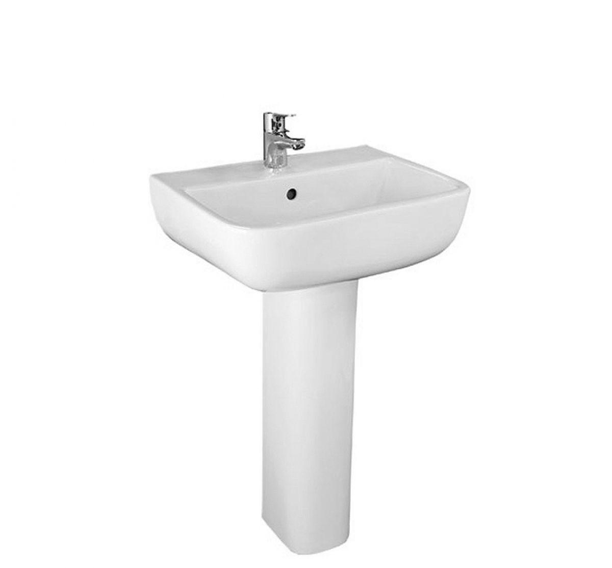 RAK Series 600 Bathroom Basin 520mm  UK Bathrooms