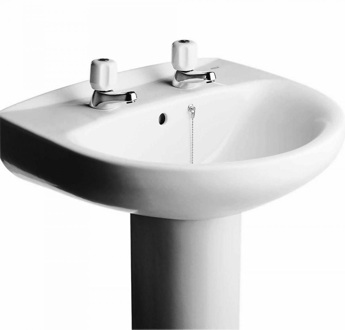 Roca Laura Bathroom Basin  UK Bathrooms